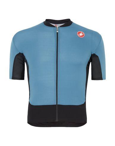 CASTELLI T-Shirt in Slate Blue