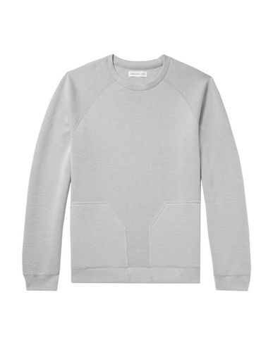 HAMILTON AND HARE Sweatshirt in Light Grey
