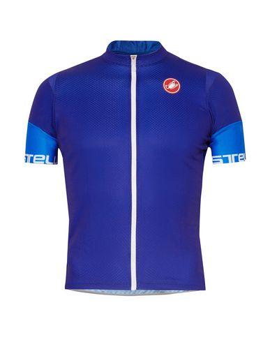 CASTELLI T-Shirt in Blue