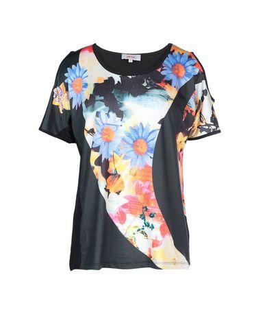 Alessia Alessia Noir T shirt T shirt Noir nOp1xqPw7
