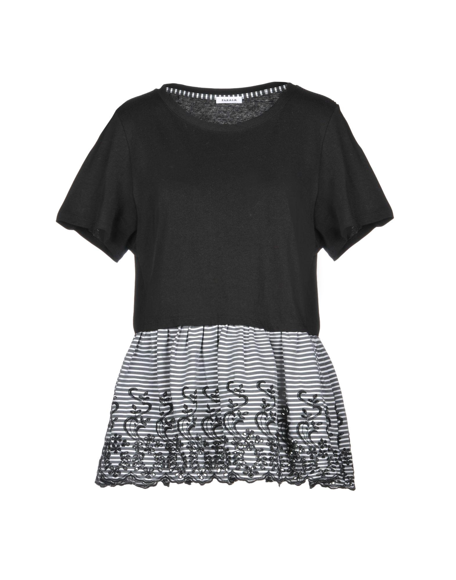 T-Shirt P.A.R.O.S.H. donna - - 12215912TT  Online-Shop