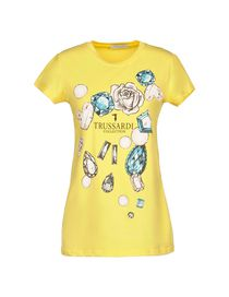 769a55c1 Trussardi T-Shirts And Tops for Women, exclusive prices & sales   YOOX