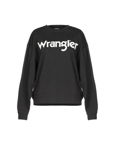 Wrangler Logo Sweat Felpa Donna