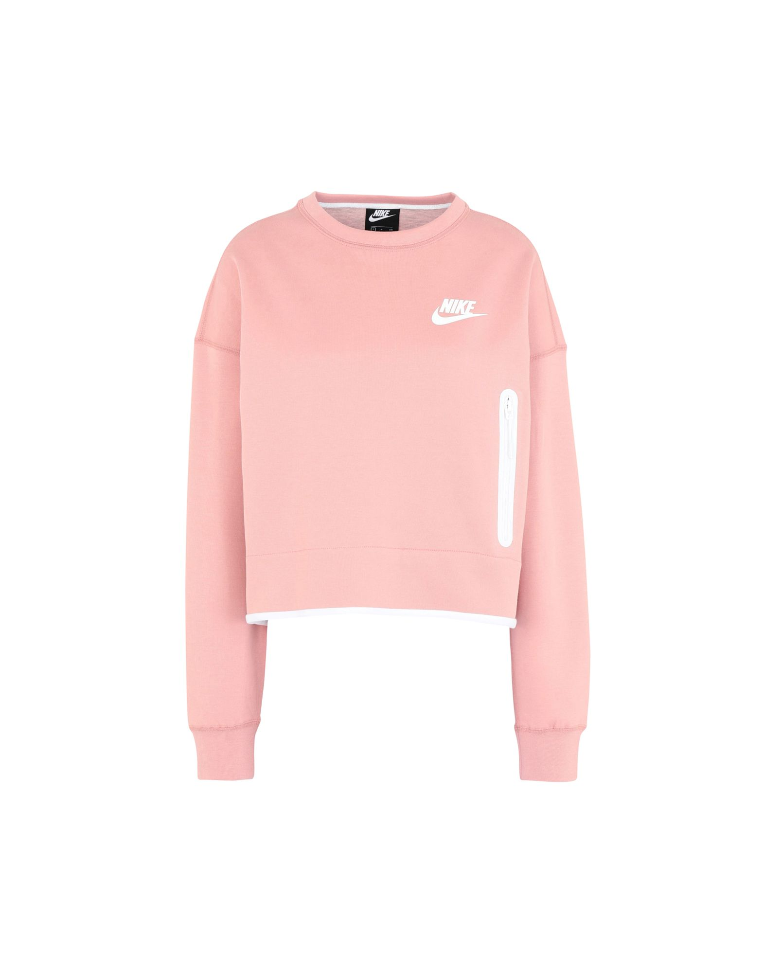 8ecae679cf57a Nike Tech Fleece Crew - Sweatshirt - Women Nike Sweatshirts online ...