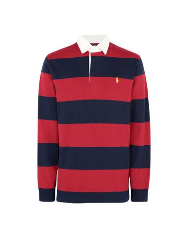 c9fced498f72 Polo Ralph Lauren The Iconic Rugby Shirt - Polo Shirt - Men Polo ...