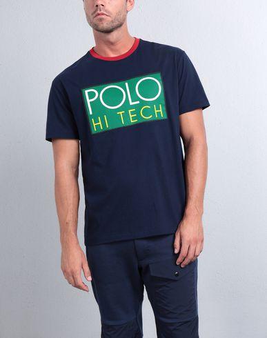 b3e30e6ecc92 Polo Ralph Lauren Hi Tech Classic Fit T-Shirt - T-Shirt - Men Polo ...