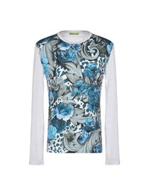 becb29a6f8 Versace Jeans Hombre - Camisetas   Tops Versace Jeans - YOOX