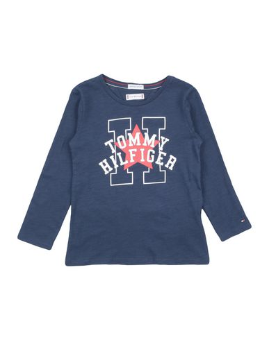 29c0a189 Tommy Hilfiger T-Shirt Girl 3-8 years online on YOOX Netherlands
