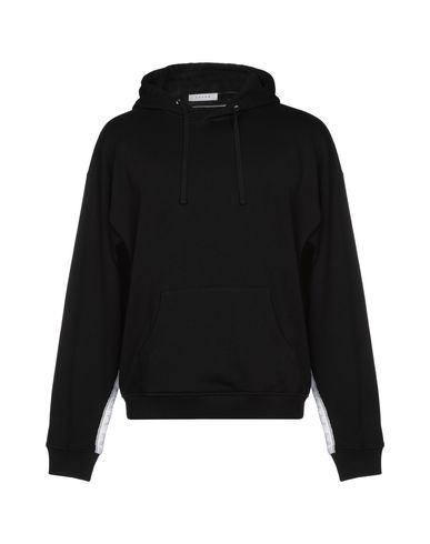 FUTUR Hooded Sweatshirt in Black