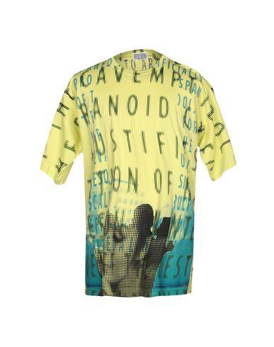 CAV EMPT T-Shirt in Acid Green