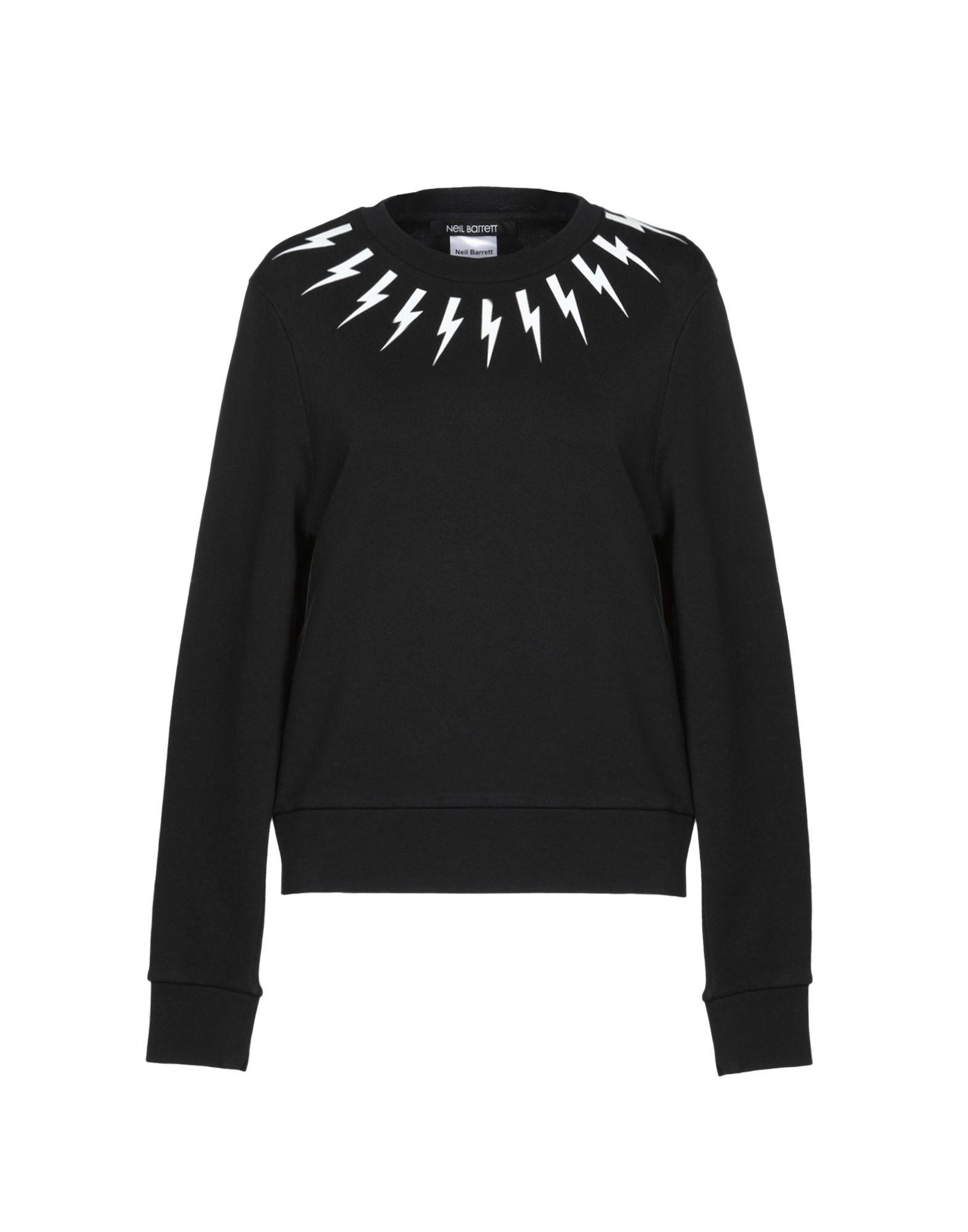 b1bf260e6ee Neil Barrett Sweatshirt - Women Neil Barrett Sweatshirts online on YOOX  United States - 12222408CM