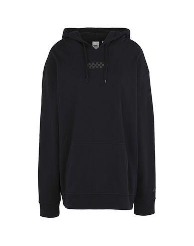 VANS Hooded track jacket Jumpers and Sweatshirts | YOOX.COM