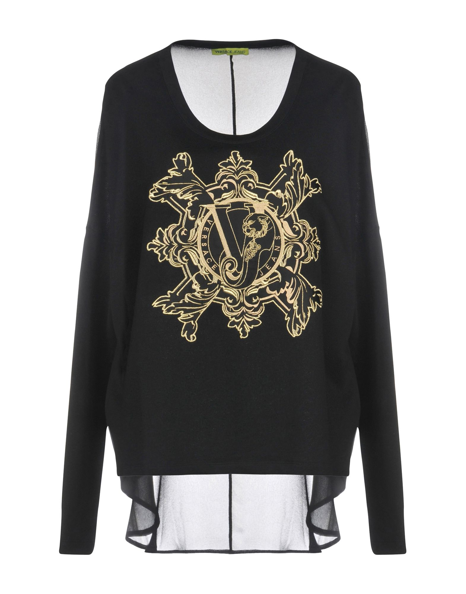 f11d2165c Versace Jeans Logo Sweatshirt - raveitsafe