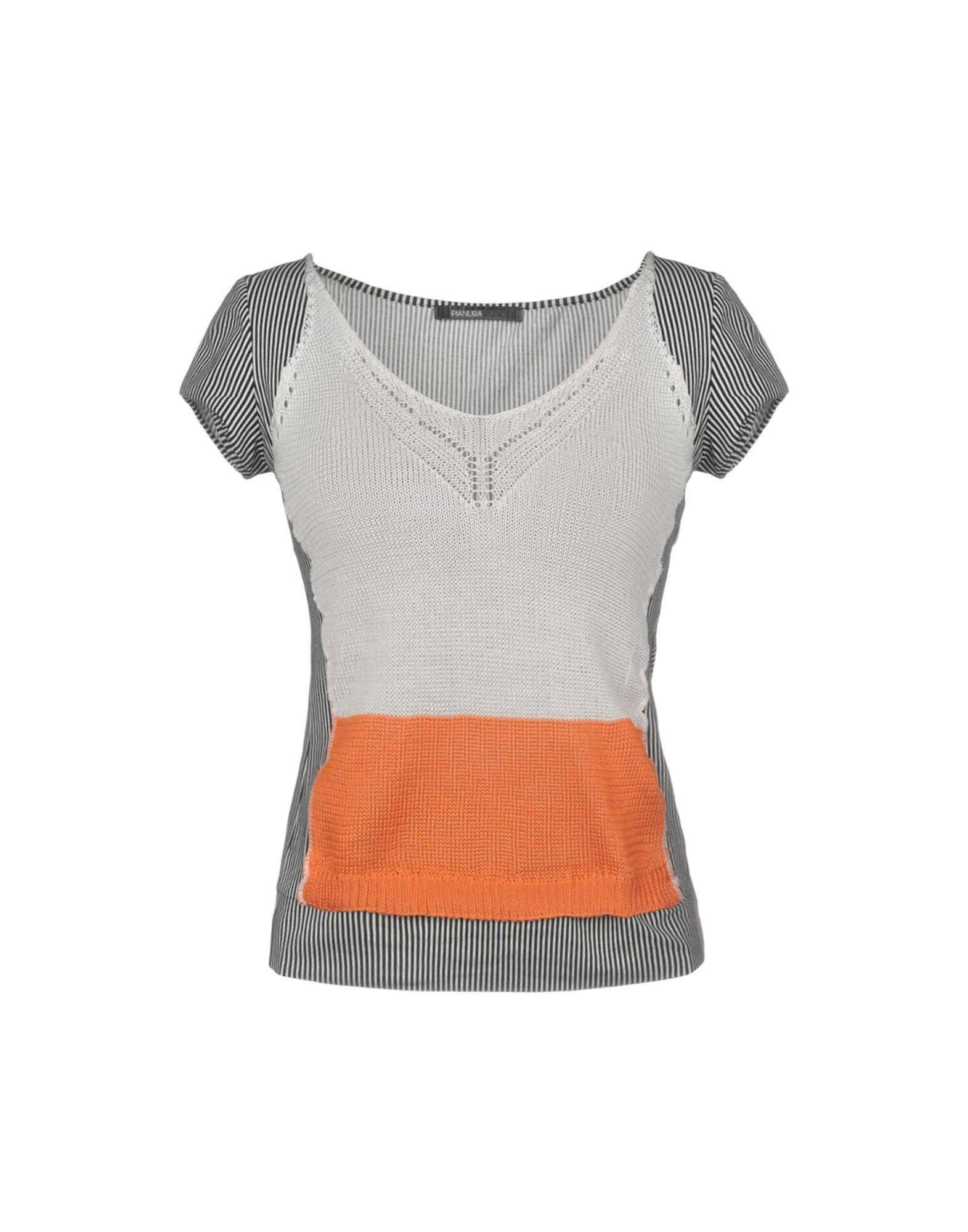 T-Shirt Pianurastudio damen - 12222886RJ