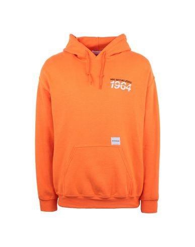 MKI MIYUKI ZOKU Hooded Sweatshirt in Orange