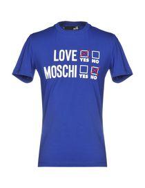 0532e4c83068 Moschino Άνδρας - Moschino T-Shirts Και Τοπ - YOOX Greece