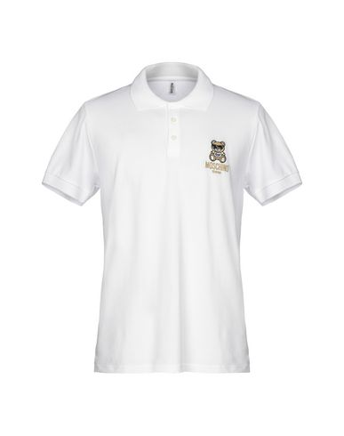 huge selection of 01368 682d8 MOSCHINO Polo shirt - T-Shirts and Tops | YOOX.COM