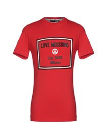 abd1f7361 Moschino Men - shop online jeans, t-shirts, bags and more at YOOX ...