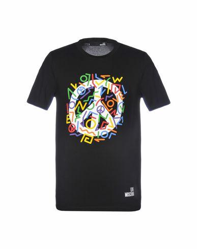 Love Moschino T-Shirt Herren - T-Shirts Love Moschino auf YOOX ... f05afed907