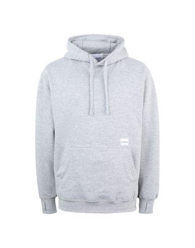 MKI MIYUKI ZOKU Hooded Sweatshirt in Grey