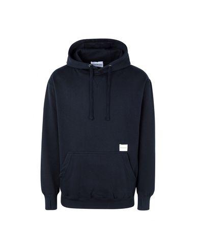 MKI MIYUKI ZOKU Hooded Sweatshirt in Dark Blue