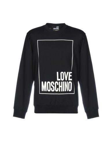 f34c4a081d Felpa Love Moschino Uomo - Acquista online su YOOX - 12223191