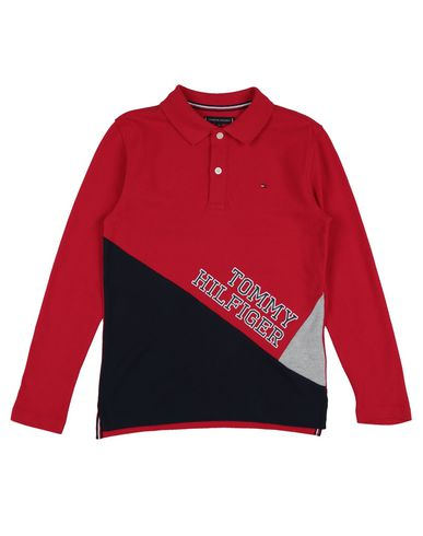 661abcf5 Tommy Hilfiger Polo Shirt Boy 3-8 years online on YOOX Hong Kong