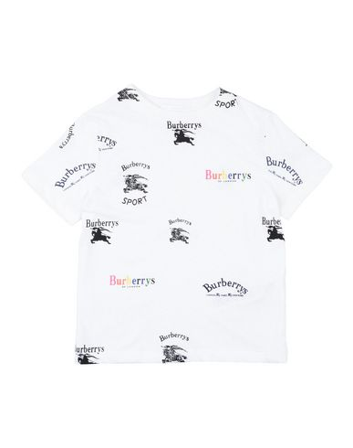 cabe2211437227 Burberry T-Shirt Girl 3-8 years online on YOOX United States