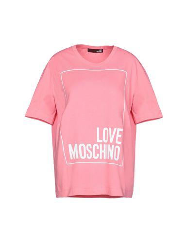 T-Shirt Love Moschino Donna - Acquista online su YOOX - 12225592HU 468bc0feddc