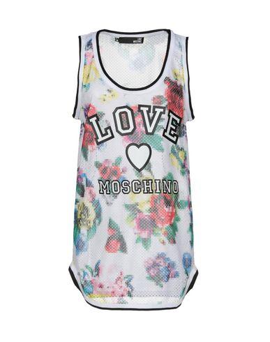 66a1f7193dfae LOVE MOSCHINO Débardeur - T-Shirts et Tops | YOOX.COM