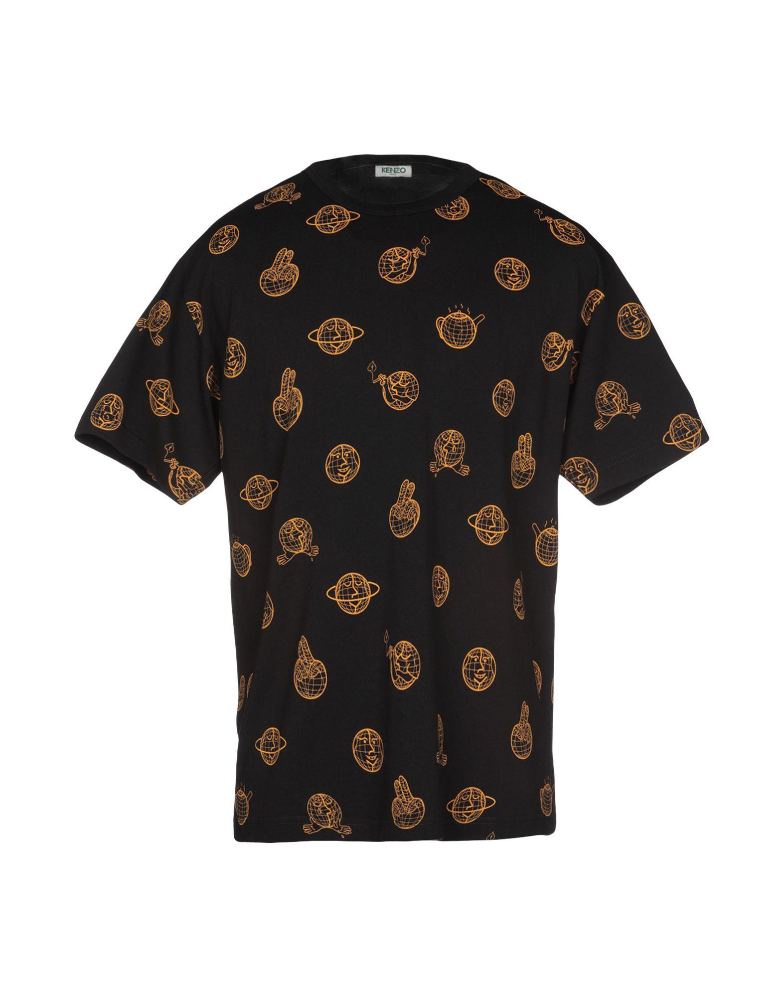 7ae0c5c7 Kenzo T-Shirt - Men Kenzo T-Shirts online on YOOX United States - 12225755