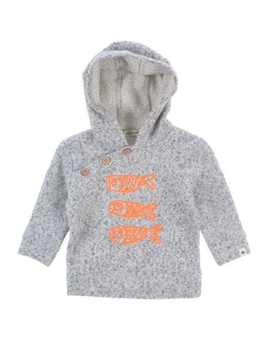 BILLYBANDIT Sweatshirt in Light Grey