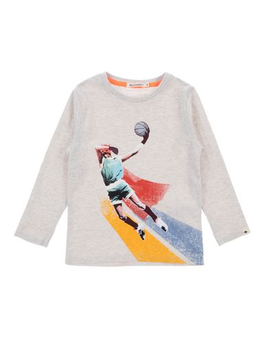 BILLYBANDIT T-Shirt in Light Grey