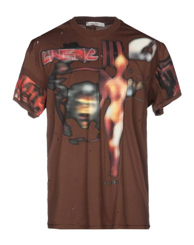 0820686d Givenchy T-Shirt - Men Givenchy T-Shirts online on YOOX United ...