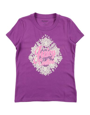 d9f59f53360d Juicy Couture T-Shirt Girl 9-16 years online on YOOX Portugal