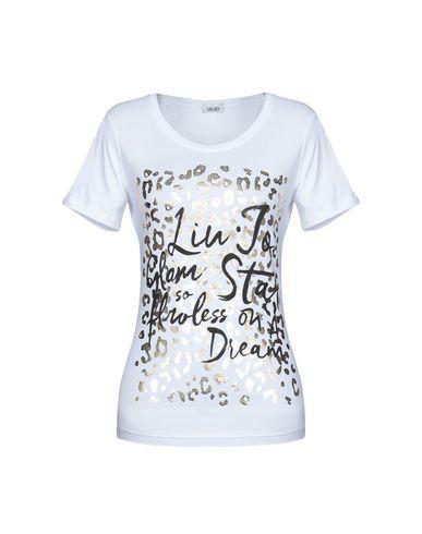 low priced 28260 d7107 LIU •JO T-shirt - T-Shirts and Tops | YOOX.COM