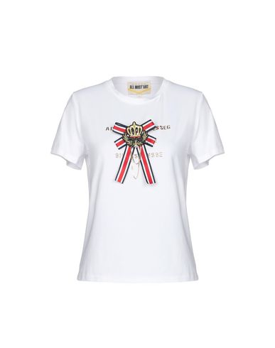55e3a0382c4 Must T-Shirt - Women Must T-Shirts online on YOOX Portugal - 12227540JD
