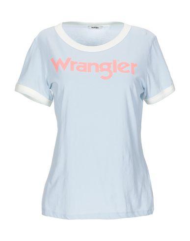 6e4ac9fea59 Wrangler T-Shirt - Women Wrangler T-Shirts online on YOOX Portugal ...