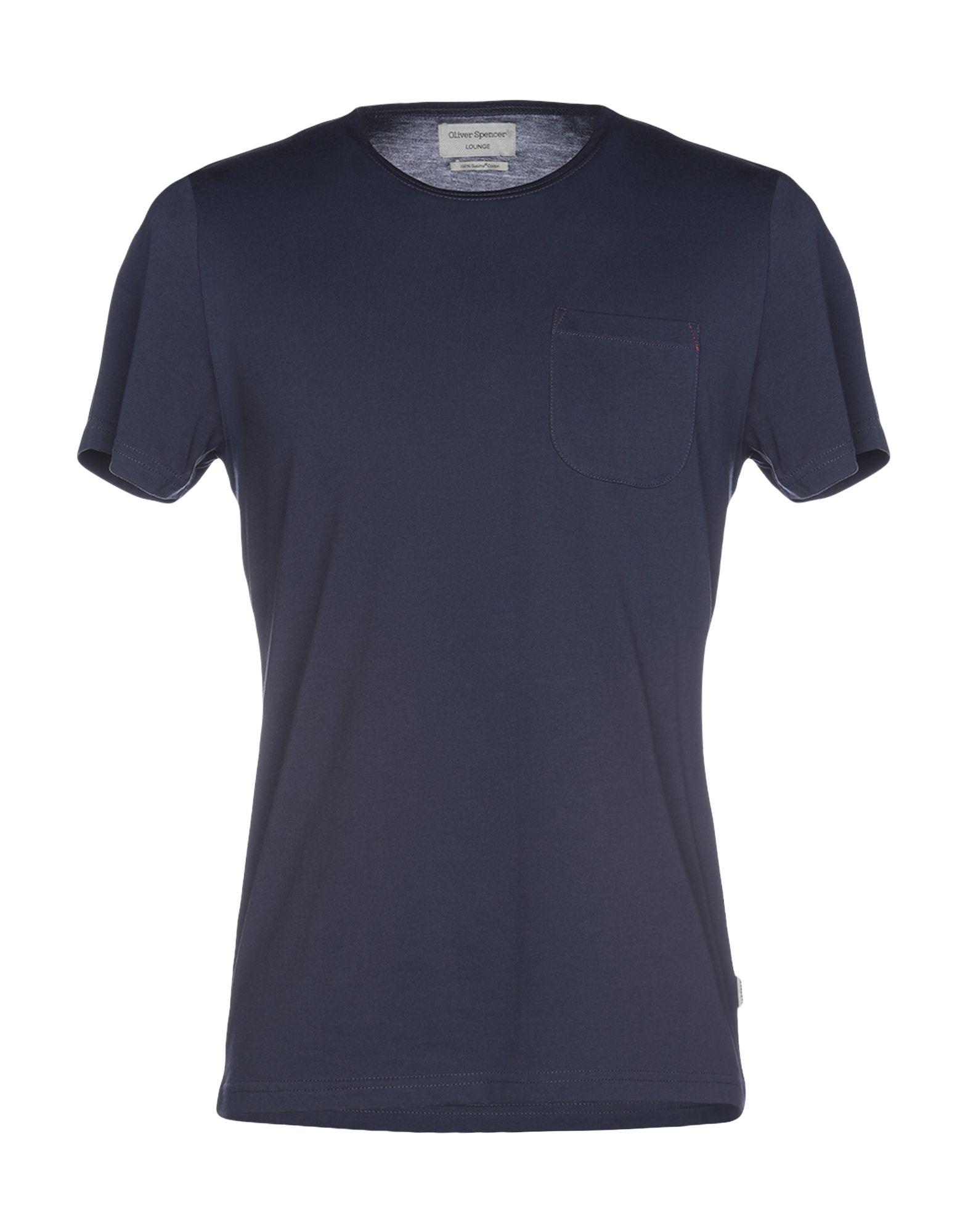 T-Shirt Oliver Spencer Spencer uomo - 12228315LM  Ihre Zufriedenheit ist unser Ziel