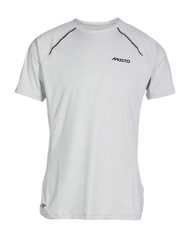 MUSTO T-Shirt in Gray