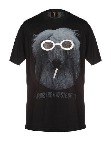 NIL & MON T-Shirt in Black