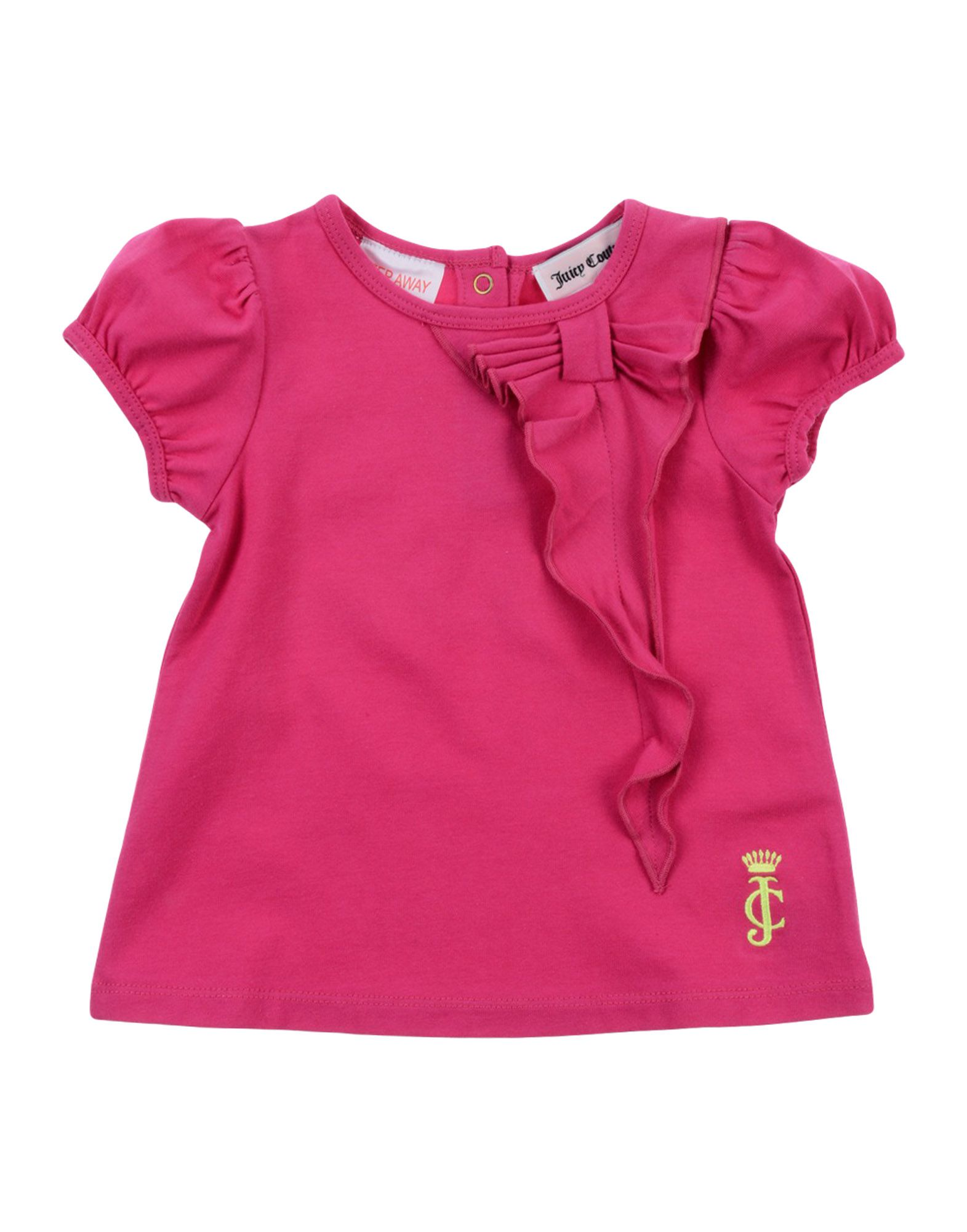 be309f9f189c Juicy Couture T-Shirt Girl 0-24 months online on YOOX Portugal