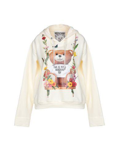 Moschino Hooded Sweatshirt   Sweaters And Sweatshirts by Moschino