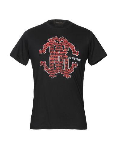 Roberto Cavalli Men/'s Black Short Sleeve Polo Shirt Size S M L XL 2XL