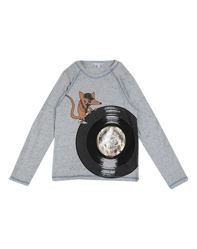 LITTLE MARC JACOBS T-Shirt in Grey
