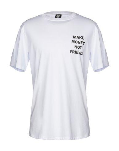 MAKE MONEY NOT FRIENDS T-Shirt in Black