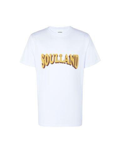 SOULLAND T-Shirt in White