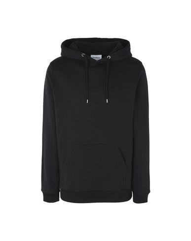 SOULLAND Hooded Sweatshirt in Black