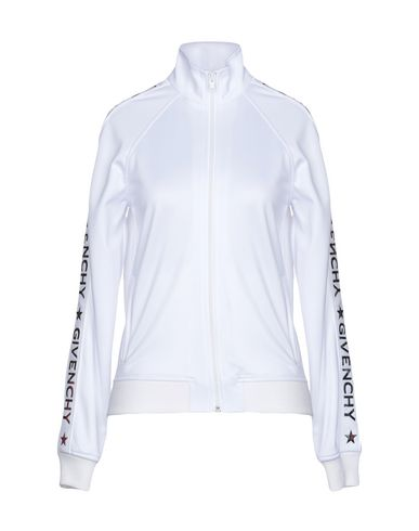 GIVENCHY - Hooded track jacket