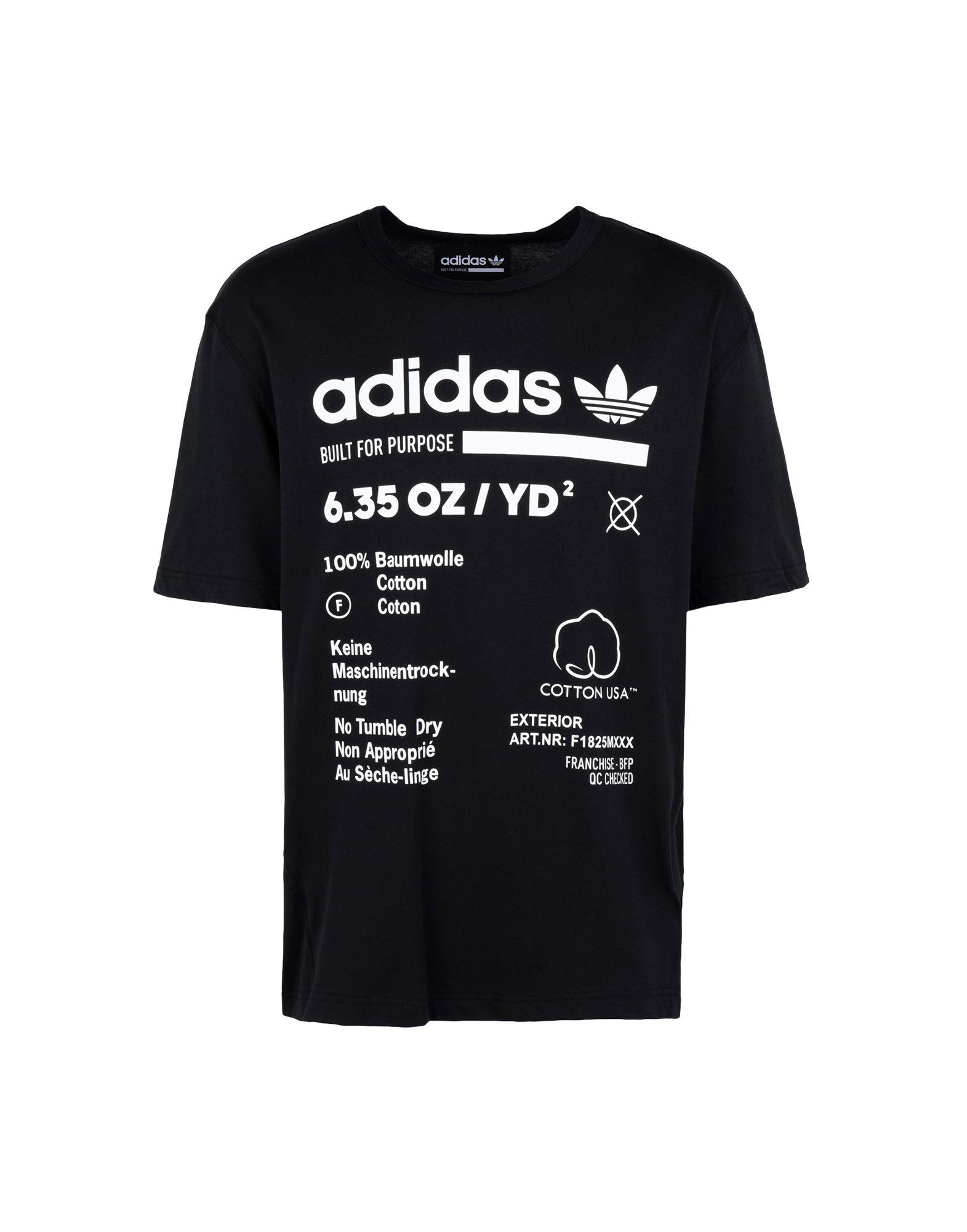 ny ankomst nya utgåvan storlek 7 Adidas Originals Kaval Grp Tee - Sport T-Shirt - Men Adidas ...